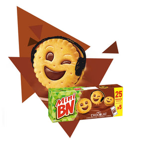BN Mini Biscuits Chocolat (190g)