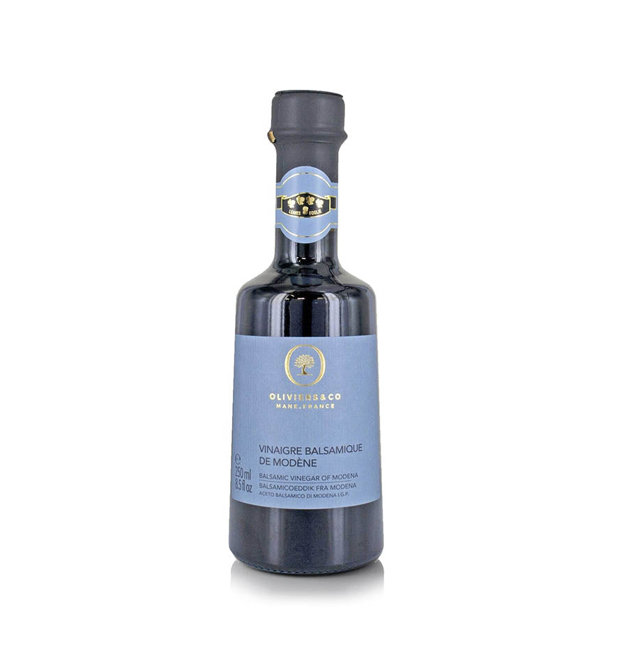 Oliviers & Co. PREMIUM BALSAMIC VINEGAR OF MODENA (250ml)