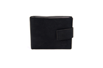 Black Hunter Leather Wallet