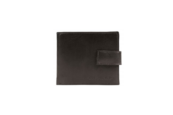 Black Soft Leather Wallet