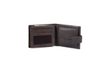 Brown Antique Leather Wallet - Worldbelts Ltd