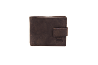 Brown Hunter Leather Wallet