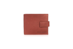 Orange London Leather Wallet - Worldbelts Ltd