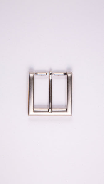 "Satin Square 1.5"" Buckle - Worldbelts Ltd"