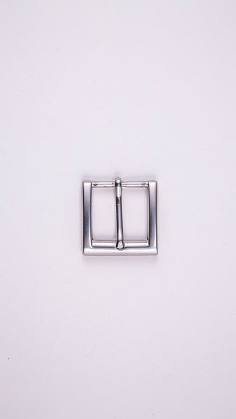 "Satin Square 1.1"" Buckle"