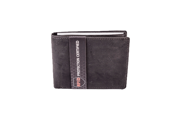 Black Cactus Wallet - Worldbelts Ltd