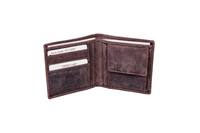 Brown Cow Hunter Wallet 3 - Worldbelts Ltd
