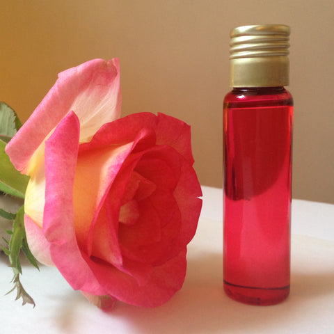 +Egyptian rose and Patchouli Essential oil perfume