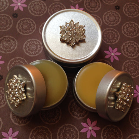+Rose and Blackcurrant Bud Absolute Solid Perfume