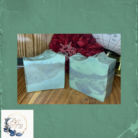 Handcrafted Soap ~ Sea Salt & Orchid