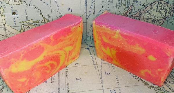 Handcrafted Soap Bar ~ No Fragrance