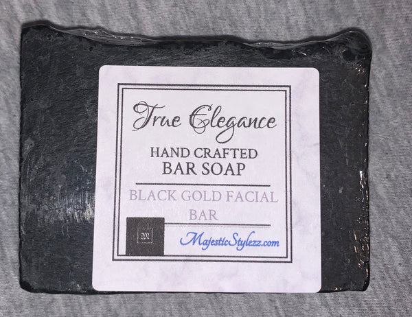 Black Gold Soap Bar