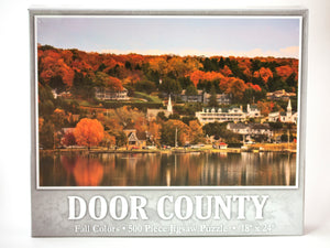 Door County Fall Colors Puzzle