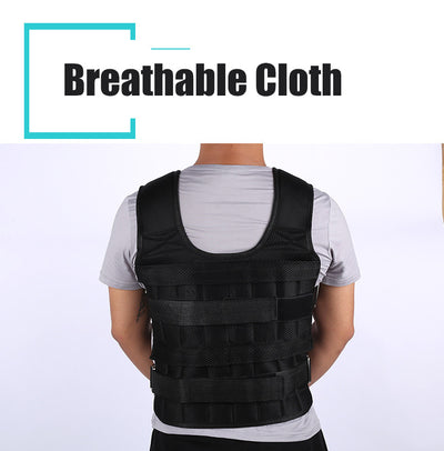 Fiercetech® Cross-Training Weighted Vest
