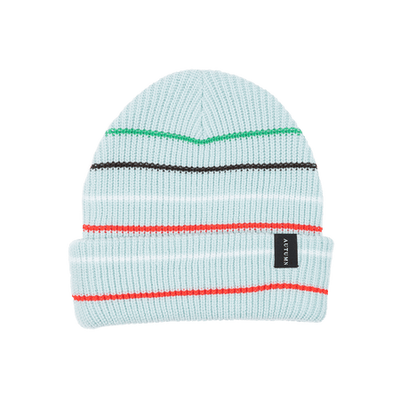 SELECT MULTI STRIPE BEANIE