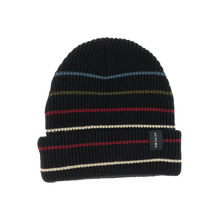 Load image into Gallery viewer, SELECT MULTI STRIPE BEANIE