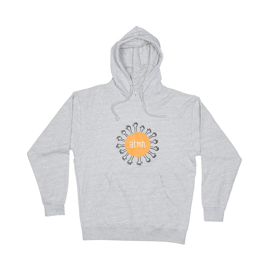 RAYS HOODIE BY GRIFFIN SIEBERT