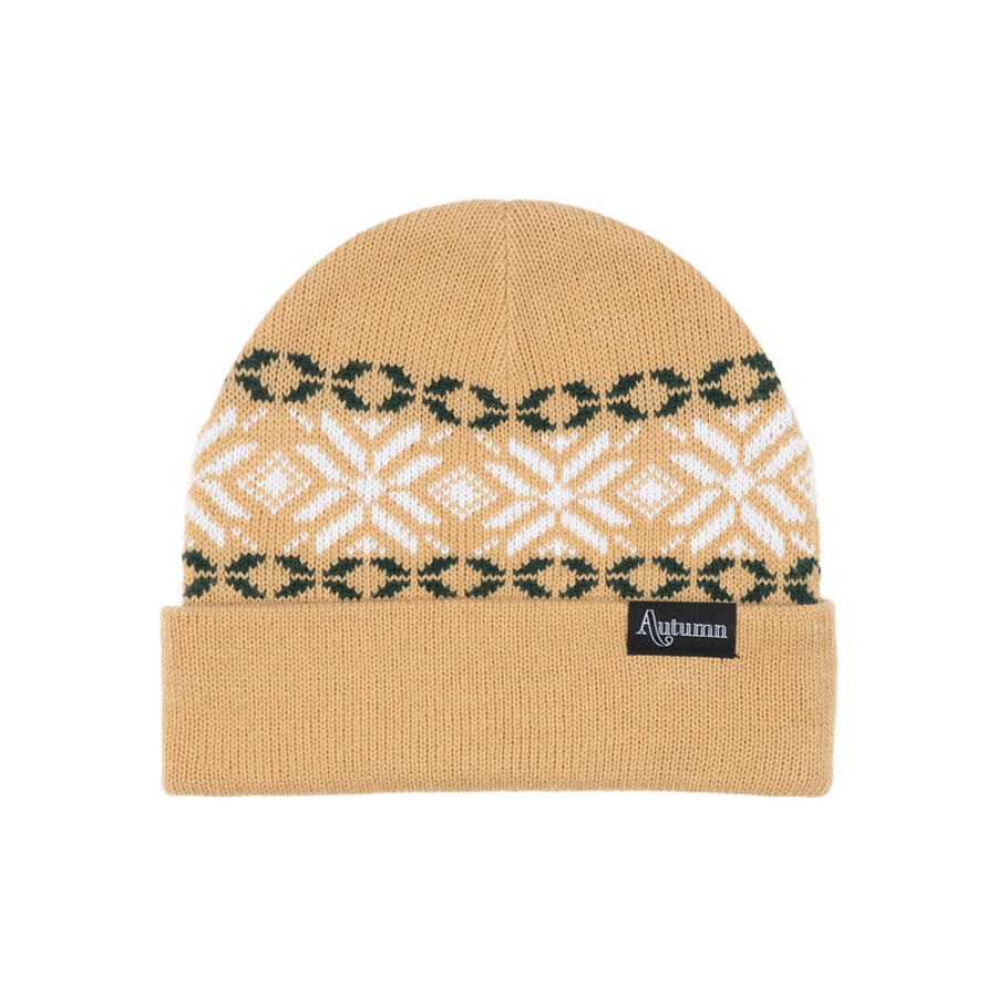 SELECT ROOTS BEANIE