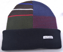 Load image into Gallery viewer, SELECT PATCHWORK BEANIE