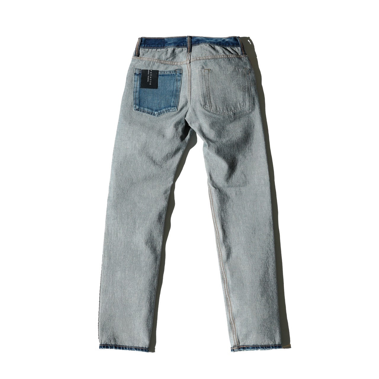 Reversible Denim Bottom