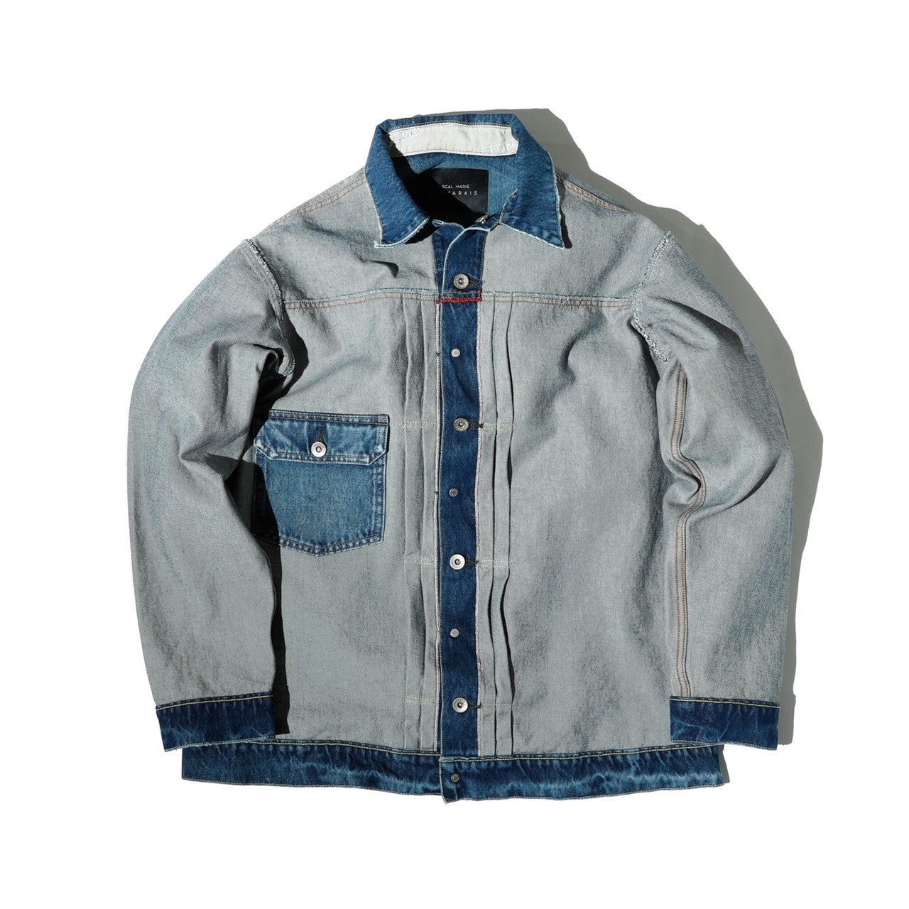 Reversible Denim Jacket