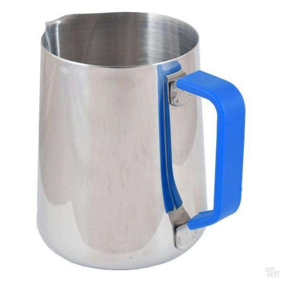 Blue Handle Silicone Sleeve For 1 Litre Jug-Coffee Brewing-Coff-Hey!-Coff-Hey!