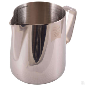 Espresso Gear Lined Frothing Pitcher, Stainless Steel, 0.4L-Coffee Brewing-Espresso Gear-Coff-Hey!