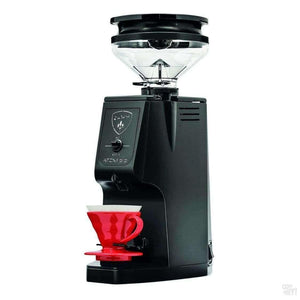 Eureka Atom Pro 60 Brew Grinder With Flat Blades 75mm - Black-Coffee Brewing-Eureka-Coff-Hey!