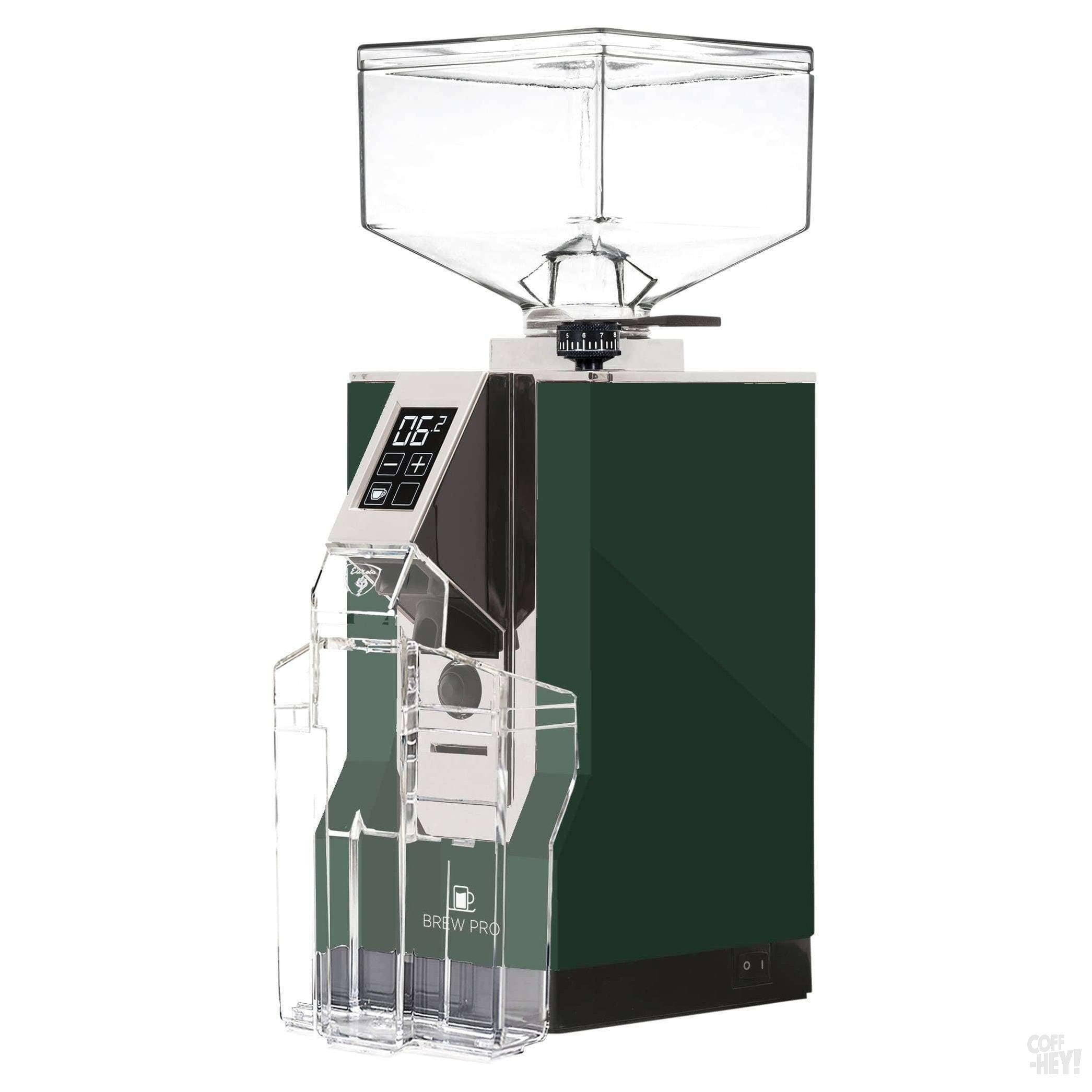 Eureka Mignon Brew Pro With Flat Blades 55mm - Green-Coffee Brewing-Eureka-Coff-Hey!
