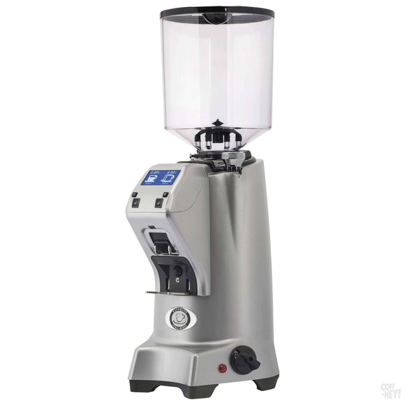Eureka Zenith 65 E Hs With Flat Blades 65mm - Silver-Coffee Brewing-Eureka-Coff-Hey!