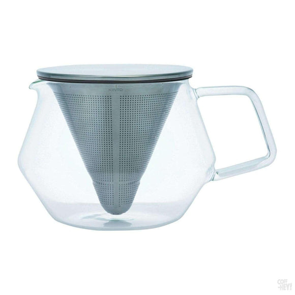 Kinto Carat Teapot 600ml-Tea Brewing-Kinto-Coff-Hey!