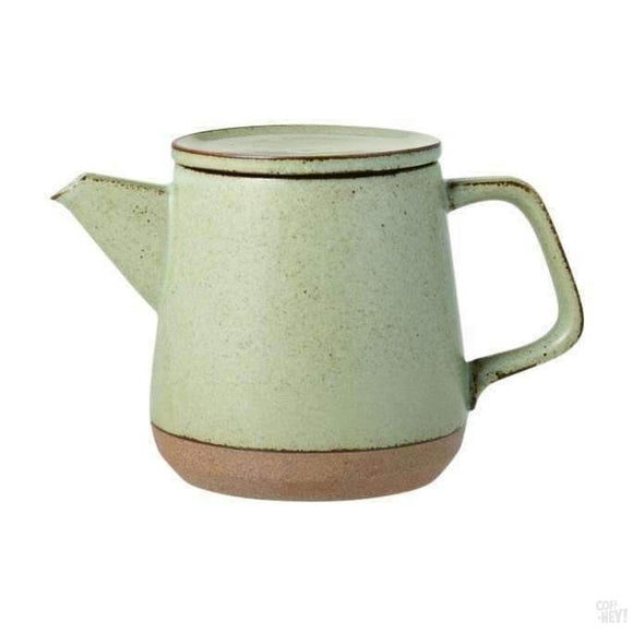 Kinto CLK-151 Teapot 500ml Beige-Coffee Brewing-Kinto-Coff-Hey!