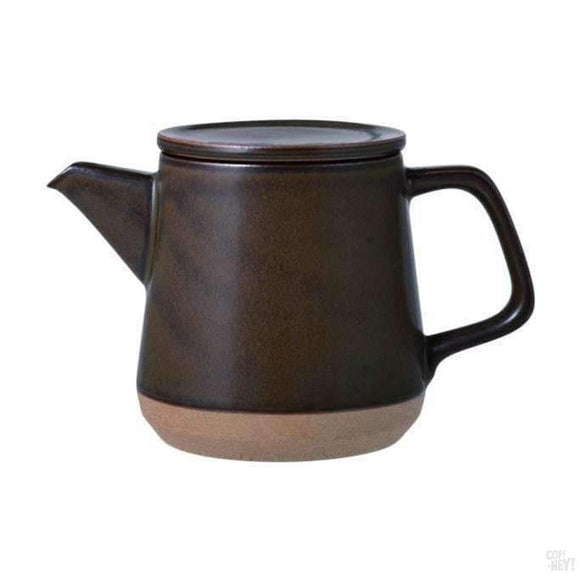 Kinto CLK-151 Teapot 500ml Brown-Coffee Brewing-Kinto-Coff-Hey!