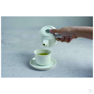 Kinto LT Cup And Saucer White-Coffee Brewing-Kinto-Coff-Hey!