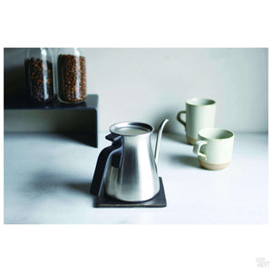 Kinto Pour Over Kettle 900ml Matt-Coffee Brewing-Kinto-Coff-Hey!