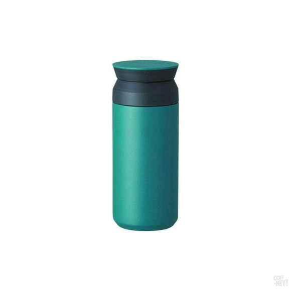 Kinto Travel Tumbler 350ml Turquoise-Drinkware-Kinto-Coff-Hey!