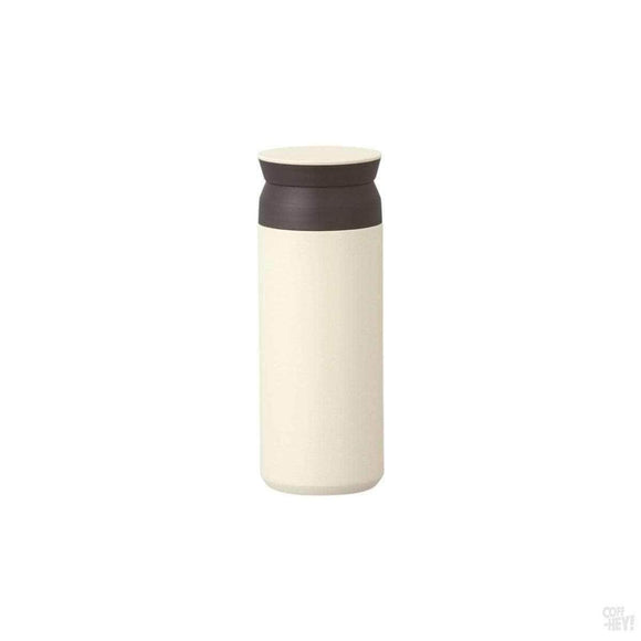 Kinto Travel Tumbler 500ml White-Drinkware-Kinto-Coff-Hey!