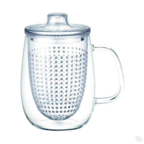 Kinto Unimug Large Clear - 17oz-Tea Brewing-Kinto-Coff-Hey!