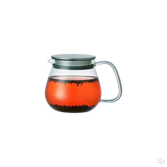Kinto Unitea One Touch Teapot 460ml-Tea Brewing-Kinto-Coff-Hey!