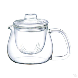 Kinto Unitea Teapot Set Small Glass-Tea Brewing-Kinto-Coff-Hey!