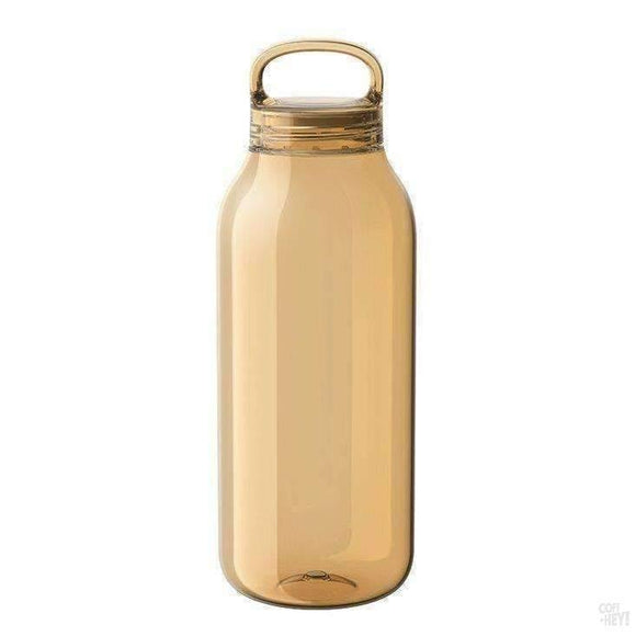 Kinto Water Bottle 500ml Amber-Drinkware-Kinto-Coff-Hey!