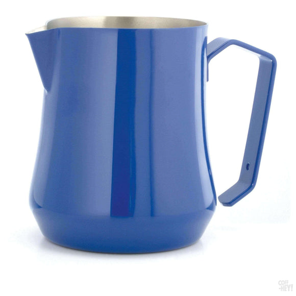 Motta Tulip Milk Jug 500ml - Blue-Coffee Brewing-Motta-Coff-Hey!
