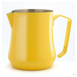 Motta Tulip Milk Jug 500ml - Yellow-Coffee Brewing-Motta-Coff-Hey!