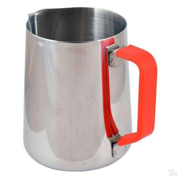 Red Handle Silicone Sleeve For 1 Litre Jug-Coffee Brewing-Coff-Hey!-Coff-Hey!