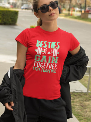 Besties Women's T-Shirt
