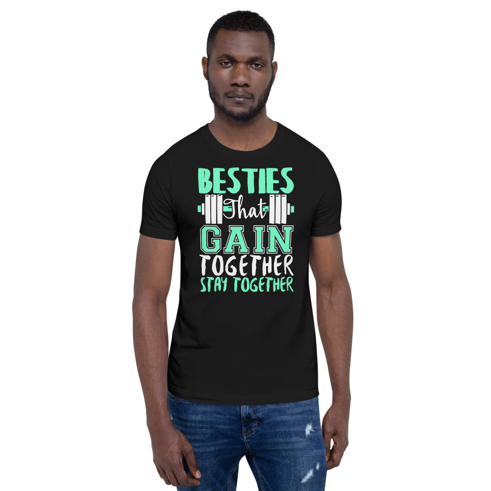 Besties Men's T-Shirt