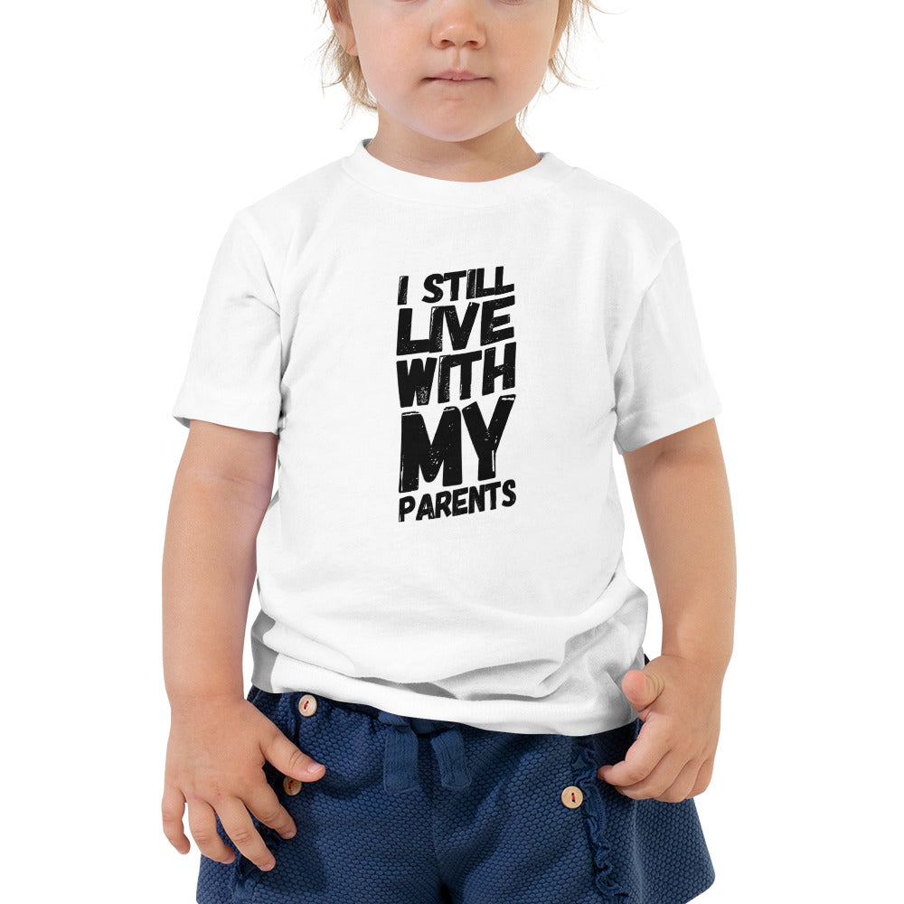 Living with Parents Tee