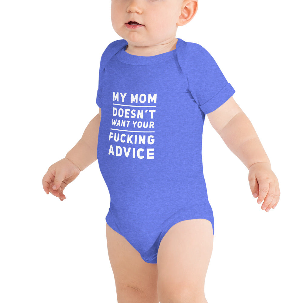 F*****g Advice Bodysuit