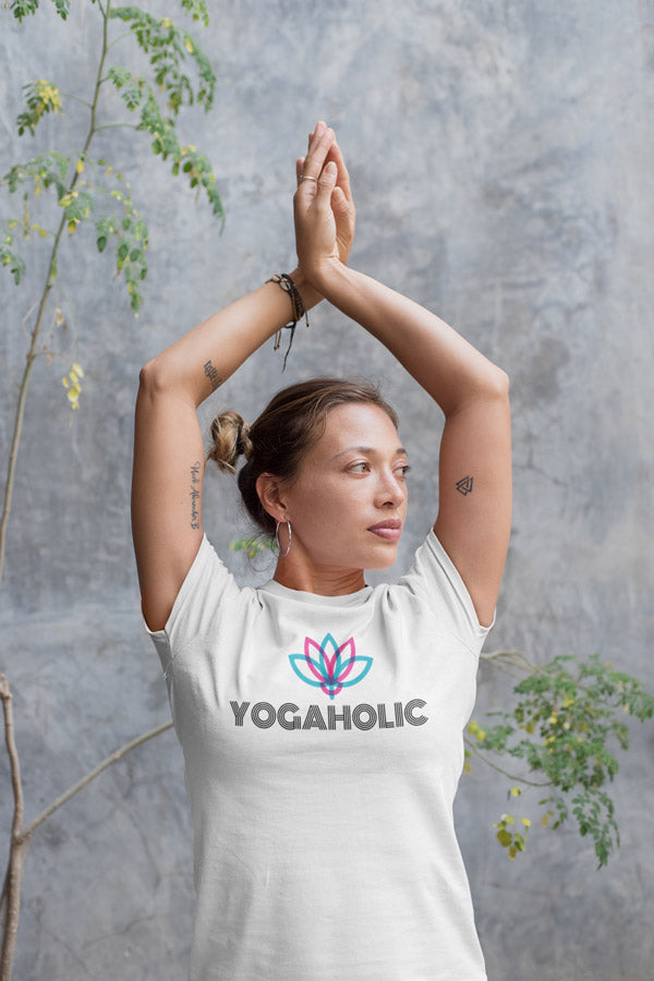 Yogaholic Women's T-Shirt