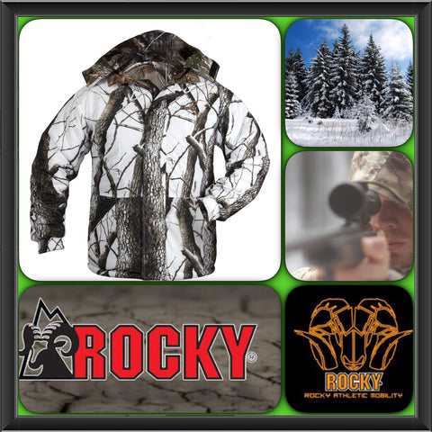 Rocky ProHunter Reversible Parka